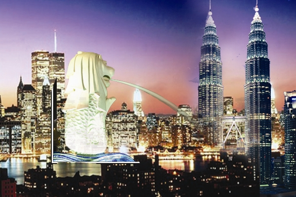 singapore malaysia tour packages from pune india